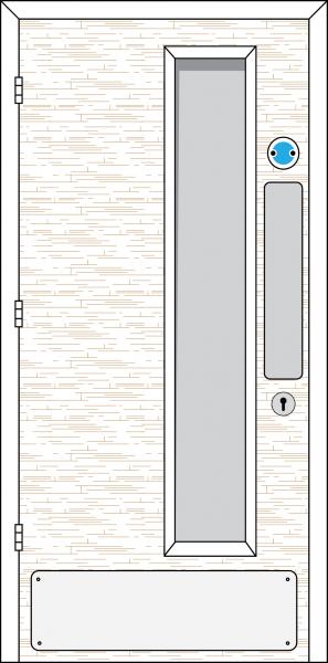 Doorset 31-PP (Push/Pull)