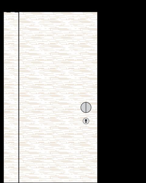Pocket Door Configurations 1-4