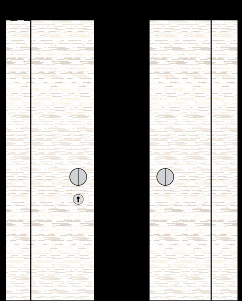 Pocket Door Configurations 5-8
