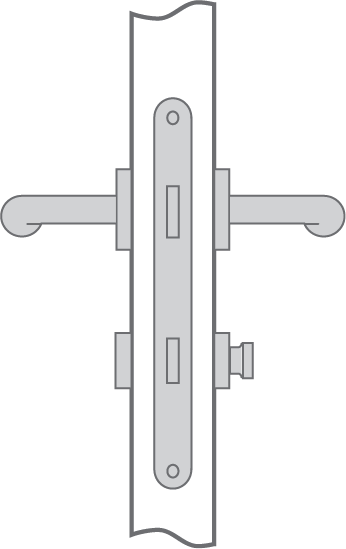 Bathroom lock Types